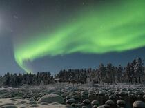 Aurora Borealis - Polarlichter von marie schleich