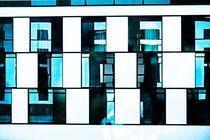 Strukturierte Fassade by Hartmut Binder