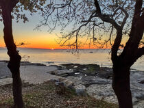 Sonnenuntergang von Heike Loos
