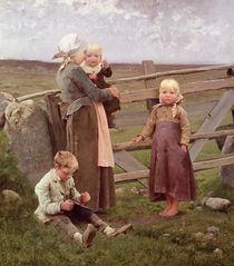 The Dalby Gate von Hugo Salmson