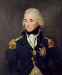 Portrait of Horatio Nelson  von Lemuel Francis Abbott