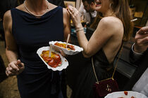 Currywurst and Pearls by Dominic Blewett