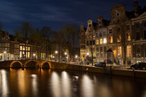 Herengracht in Amsterdam by Dirk Rüter