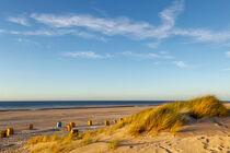 Strand auf Juist von Dirk Rüter