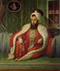 Sultan Selim III von Konstantin Kapidagli