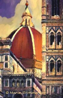 Florenzer Impression by Marie Luise Strohmenger