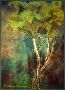 Sommerbaum von Marie Luise Strohmenger