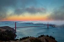 Golden Gate Bridge by Dirk Rüter