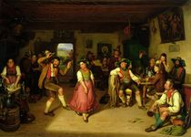 Target Shooting and Dancing in Oberbayern by Kaspar Kaltenmoser