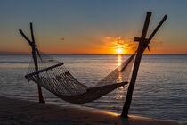 Sonnenuntergang in Mauritius von Dirk Rüter