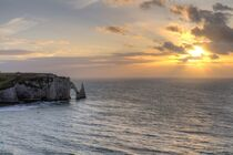 Étretat Normandie Frankreich von Ralph Patzel