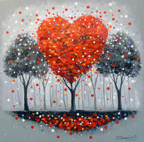 Tree of love by Olha Darchuk