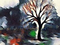 Tree by eloiseart