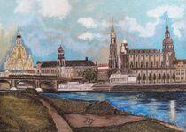 Dresden von Marion Hallbauer