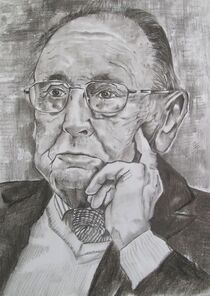 Hans Dietrich Gentscher by Marion Hallbauer