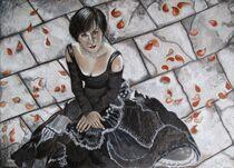 Frauenportrait von Marion Hallbauer