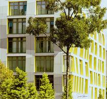 Architektur Modern Art Frankfurt am Main by Sandra  Vollmann