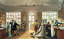 The Library von James Green