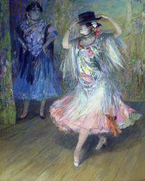 Two Spanish Dancers von Juan Roig y Soler