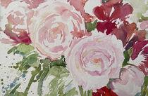 Rosa rosige Schönheit von Sonja Jannichsen