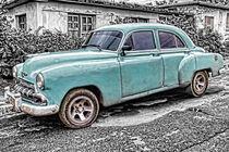 Auto am Haus von Gabi Kaula