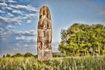 Naturstein von Gabi Kaula