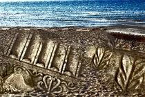 Spuren am Meer by Gabi Kaula