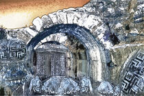 Tunnelblickzone von Gabi Kaula