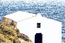 Kirchenmeerküste by Gabi Kaula