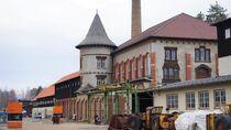 Ehemaliges Erzbergwerk Rammelsberg im Harz von alsterimages