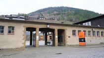 Eingangstor Besucherbergwerk Rammelsberg von alsterimages