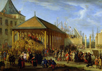 Jean-Baptiste Colbert  von Jean Baptiste I de La Rose