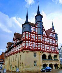 Rathaus Duderstadt von alsterimages