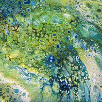Wasserimpression  by Heike Jäschke