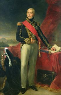 Etienne-Jacques-Joseph-Alexandre Macdonald  by Jean Sebastien Rouillard