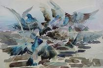 Freie Tauben by Sonja Jannichsen