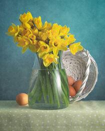 Gelbe Blumen / Yellow Flowers 8(9) by Nikolay Panov