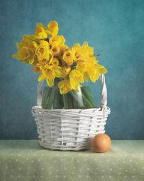 Gelbe Blumen / Yellow Flowers 7(9) von Nikolay Panov
