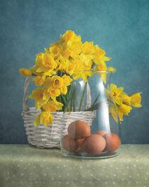 Gelbe Blumen / Yellow Flowers 6(9) von Nikolay Panov
