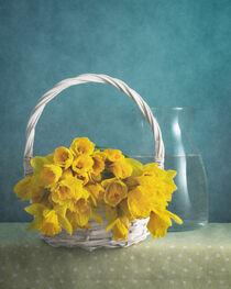 Gelbe Blumen / Yellow Flowers 3(9) by Nikolay Panov