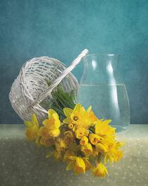 Gelbe Blumen / Yellow Flowers 1(9) by Nikolay Panov