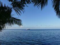 Tropical Ocean View von Annika  Leichtweiss