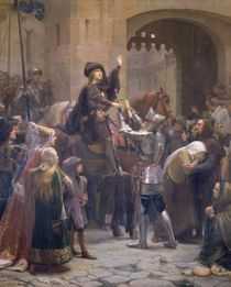 Joan of Arc  by Jean-Jacques Scherrer