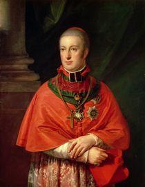 Rudolf of Habsburg von Johann Baptist Edler von Lampi