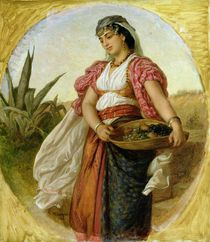 A Woman from Algiers by John Evan Hodgson