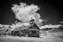 Yellowstone Church von Barbara Magnuson & Larry Kimball