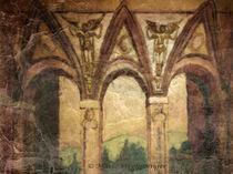 Toskana Fresco von Marie Luise Strohmenger