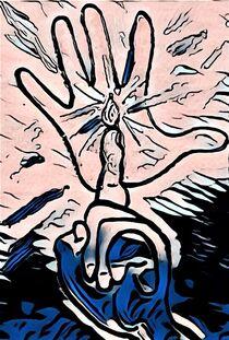 ASL Candle von eloiseart