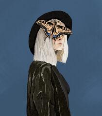 Mrs. Butterfly von Elisa Roselli