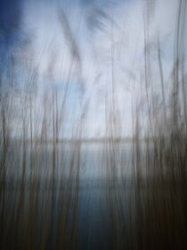 Am See, abstrakt by Iryna Mathes